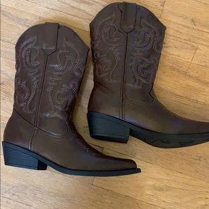 Madden Girl Cowboy Boots